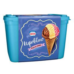 Sorvete Napolitano Nestlé 1,5 Litros
