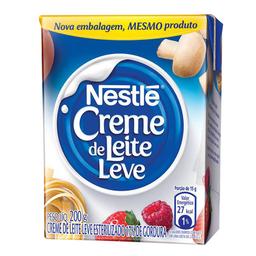 Creme De Leite Nestlé 200 g