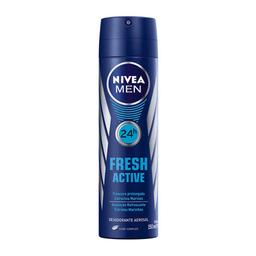 Desodorante Aerosol Nivea Men Fresh Active Masculino 150 mL
