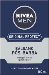 Bálsamo Pós Barba Nívea For Men 100 mL