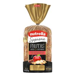 Pao Supreme Frutas 600G Nut