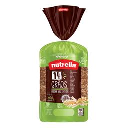 Pao 14 Graos Vitta 450G Nut