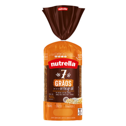 Pao 7 Graos 450G Nut