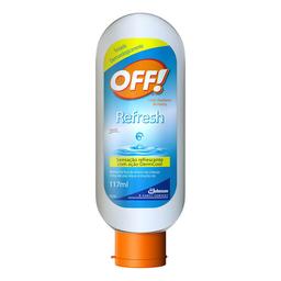 Repelente Off! Refresh Deet Spray 100 mL