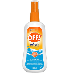 Repelente OFF! Refresh Spray 100 mL