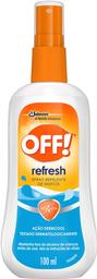 Repelente OFF! Refresh Spray 100 mL