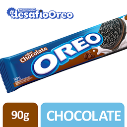 Biscoito OREO Chocolate 90 g