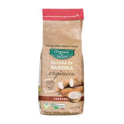 Farinha De Mandioca Torrada Orgânica Organic 500 g
