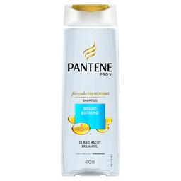 Shampoo Pantene Brilho Extremo Sem Sal 400 mL