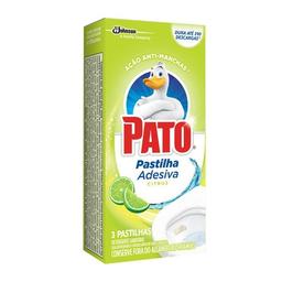 Desodorizador Sanitário Em Pastilha Pato Citrus