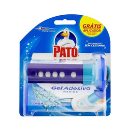 Desodorizador Sanitário Em Gel Pato Marine 38 g