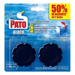 Desodorizador Sanitário Pato Marine 48G