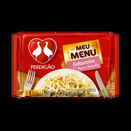 3x2 Fettucine Perdigão com Peru Brócolis 1 U