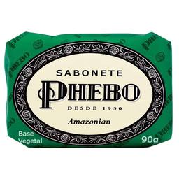 Sabonete Em Barra Corporal Phebo Amazonian 90 g