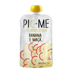 Purê Mix De Frutas Banana E Maçã Pic-Me 100 g