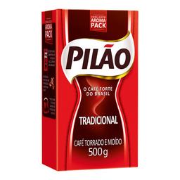 Café Em Pó À Vacuo Pilão 500 g