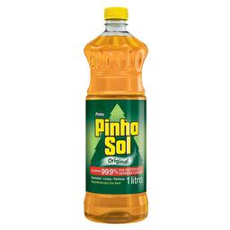Desinfetante Líquido Pinho Sol Original 1000 mL