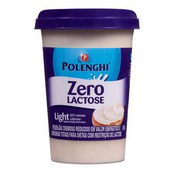Requeijão Cremoso Light Sem Lactose Polenghi 200 g