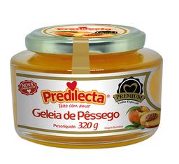 Predilecta Geleia de Pêssego Premium