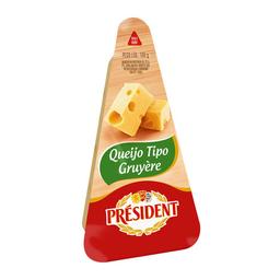 Queijo Gruyere President 160 g