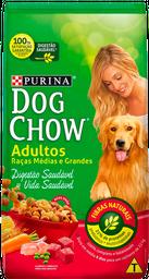 Dog Chow Adulto Extra Life Med Gde 10,1Kg