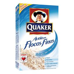 Aveia Em Flocos Finos Tradicional Quaker 200 g