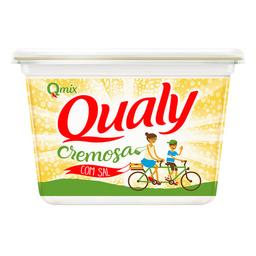 Margarina Cremosa Com Sal Qualy 500 g
