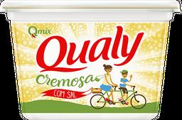 Margarina Cremosa Qualy Com Sal Pote 500g