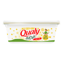 Margarina Aerada Com Sal Qualy 250 g