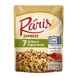 Raris Express 7 Grãos e especiarias 220g