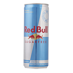 Energético Red Bull Zero Açúcar Sugarfree 250 mL