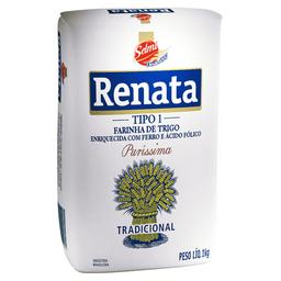 Farinha De Trigo Renata Premium 1Kg