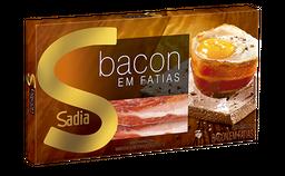 Bacon Sadia Fatiado 250g