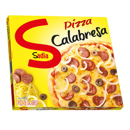 Pizza De Calabresa Sadia 460 g