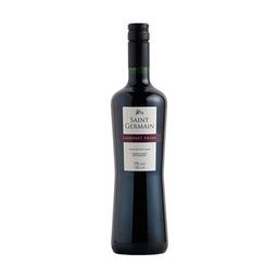 Vinho Tinto Suave Saint Germain Cabernet Franc 750 mL