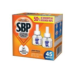 Refil SBP Elétrico com 2 Unidades 35ml