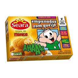Empanados Seara Turma Da Mônica Queijo 300G