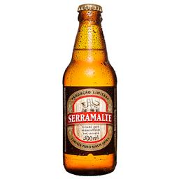 Cerveja Serramalte Premium American Lager 300 mL