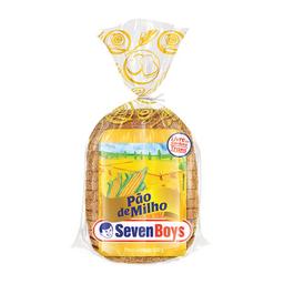 Pão De Milho Saborizados Seven Boys 500 g