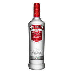Vodka Smirnoff Red 600 mL