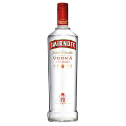 Vodka Smirnoff Red 998 mL
