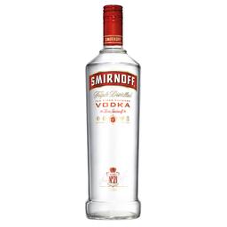 Vodka Smirnoff Red 998 mL