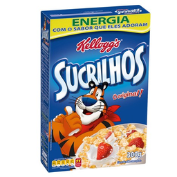 Cereal Matinal Sucrilhos 300 g