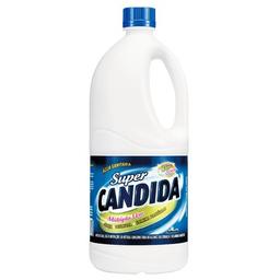 Água Sanitária Super Candida 2 L