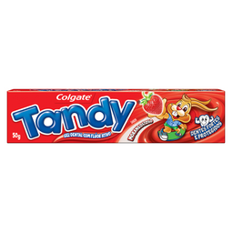 Gel Dental COLGATE TANDY MORANGO 50 g