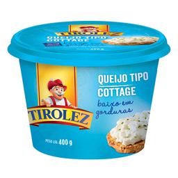 Queijo Cottage Tirolez 400 g