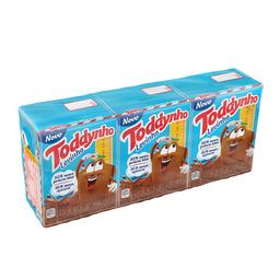 Bebida Láctea De Chocolate Toddynho Levinho 200Ml - 3 Unidades