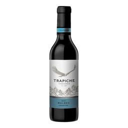 Vinho Tinto Seco Trapiche Premium Malbec Meia Garrafa 375 mL