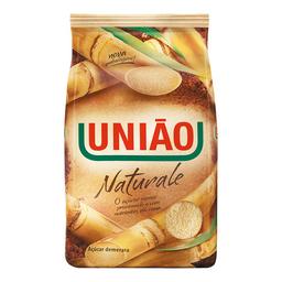 Açúcar Demerara União Naturale 1Kg
