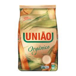 Açúcar Cristal Orgânico União 1Kg